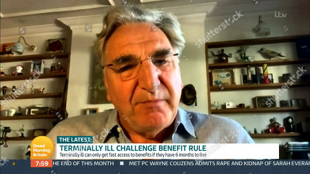 Editorial picture of 'Good Morning Britain' TV Show, London, UK - 09 Jun 2021