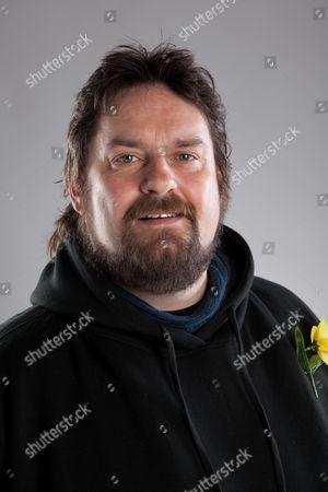 Stock Image of Rhys Parry Jones