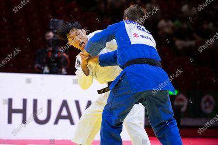 Editorial image of 2021 World Judo Championships, Budapest, Hungary - 09 Jun 2021
