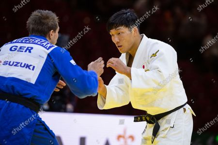 Editorial picture of 2021 World Judo Championships, Budapest, Hungary - 09 Jun 2021