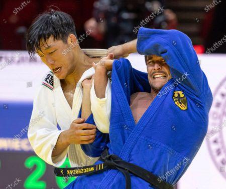 Editorial photo of World Judo Championships in Budapest, Hungary - 09 Jun 2021
