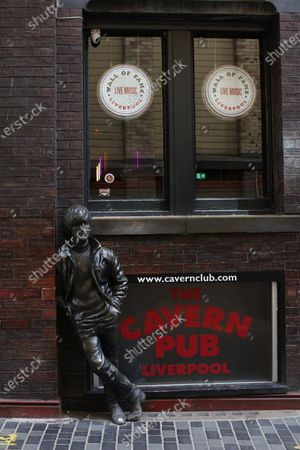 Editorial photo of Liverpool music city emerges from pandemic, Liverpool, UK - 29 May 2021