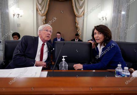 Editorial image of Congress Compensating Athletes, Washington, United States - 09 Jun 2021
