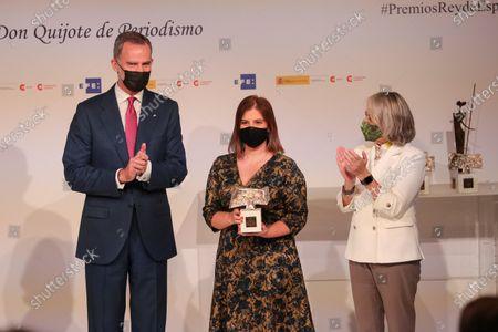 38th King of Spain Journalism Awards, Madrid