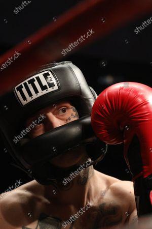 Celebrity Boxing: Lamar Odom v. Aaron Carter, Fight, Atlantic City