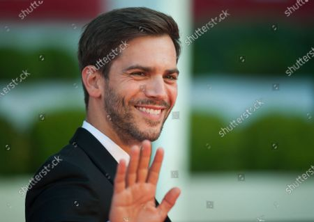 Stock Image of Spanish actor, Marc Clotet