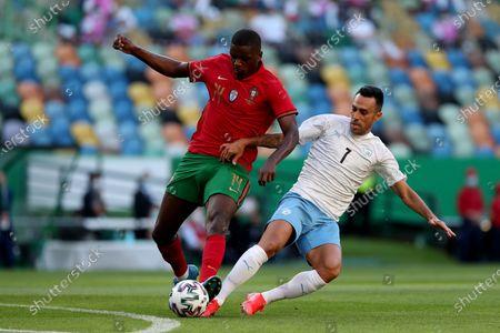 Editorial image of Portugal v Israel - International Friendly Football Match, Lisbon - 09 Jun 2021
