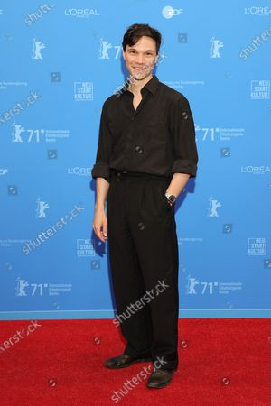 Sebastian Urzendowsky attends the Opening Ceremony and premiere of 'The Mauritanian' during the 71st Berlin International Film Festival (Berlinale) Summer Special at the Museumsinsel (Museum Island) in Berlin, Germany, 09 June 2021. Due to the coronavirus COVID-19 pandemic, the 71st Berlinale is taking place in two stages: a virtual Industry Event, that was held from 01 to 05 March 2021, and the Summer Special for the general public running from 09 to 20 June 2021 as an outdoor-only event.
