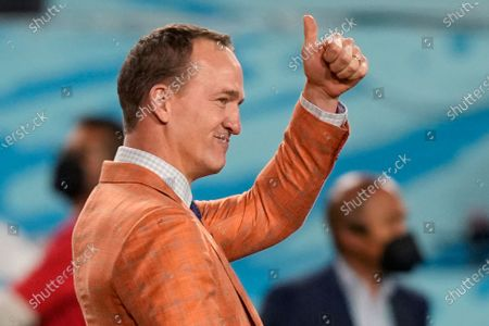 Peyton Manning was unanimously elected to the Broncos Ring of Fame on Wednesday, June 9, 2021. Manning will be honored during the Broncos' game against Washington at Empower Field at Mile High on Halloween