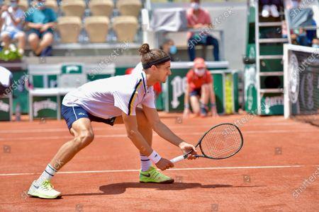 French Open Tennis, Day Ten