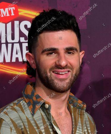 Editorial image of 2021 CMT Music Awards - Arrivals, Nashvillle, United States - 09 Jun 2021