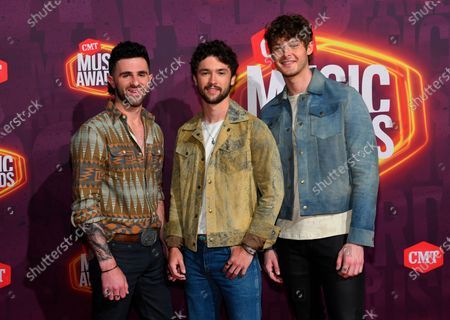 Editorial picture of 2021 CMT Music Awards - Arrivals, Nashvillle, United States - 09 Jun 2021