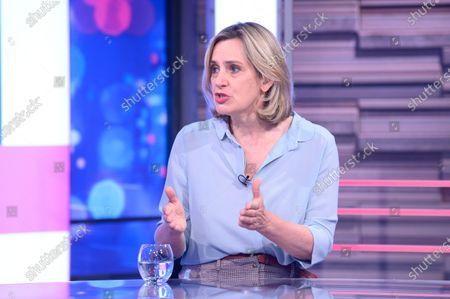 Stock Image of Amber Rudd - Former Conservative Home Secretary