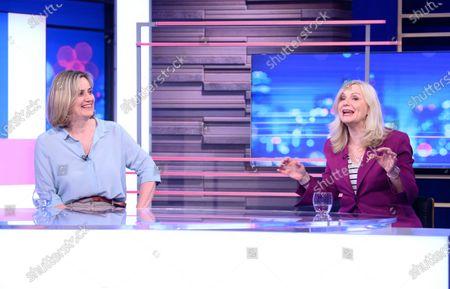 Editorial photo of 'Peston' TV show, Series 7, Episode 21, London, UK - 09 Jun 2021