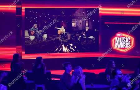Editorial image of 2021 CMT Music Awards - Show, Nashville, United States - 09 Jun 2021