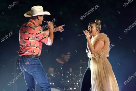 Editorial photo of 2021 CMT Music Awards - Show, Franklin, United States - 20 May 2021