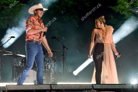 Editorial image of 2021 CMT Music Awards - Show, Franklin, United States - 20 May 2021