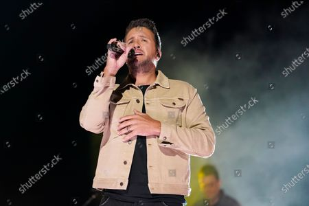 """Stock Photo of Luke Bryan performs """"Down to One"""" at the CMT Music Awards, in Nashville, Tenn. The awards show airs on June 9 with both live and prerecorded segments"""