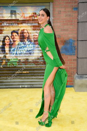 """Editorial photo of 2021 Tribeca Film Festival - """"In The Heights"""" Premiere, New York, United States - 09 Jun 2021"""