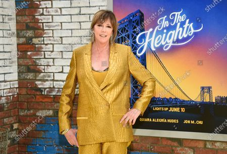 """Jane Rosenthal attends the 2021 Tribeca Film Festival opening night premiere of """"In The Heights"""" at the United Palace theater, in New York"""
