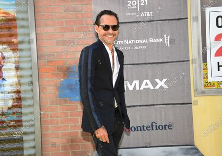 """Actor-singer Marc Anthony attends the 2021 Tribeca Film Festival opening night premiere of """"In The Heights"""" at the United Palace theater, in New York"""