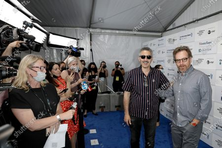 Editorial image of Opening night of the 2021 Tribeca Film Festival in New York, USA - 09 Jun 2021