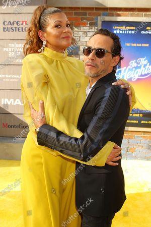 Aida Rodriguez, Marc Anthony