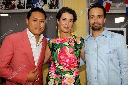 Jon M. Chu (Director), Quiara Alegria Hudes, Lin-Manuel Miranda