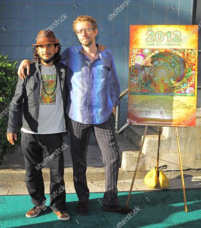Joao Amorim and Daniel Pinchbeck