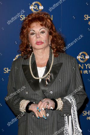 Stock Picture of Jackie Stallone