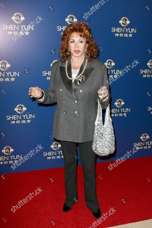 Stock Image of Jackie Stallone