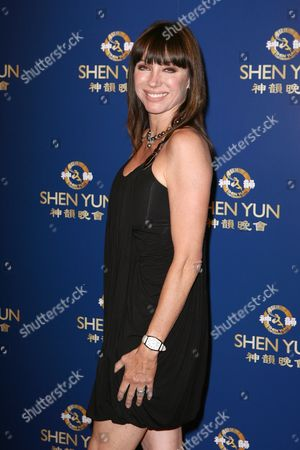Editorial image of Shen Yun Performing Arts opening night at the Dorothy Chandler Pavilion, Los Angeles, America - 08 Jul 2010