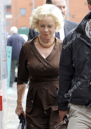 Stock Picture of Celia Imrie who plays Doris Speed.