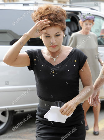 Stock Picture of Jessie Wallace who plays Pat Phoenix.