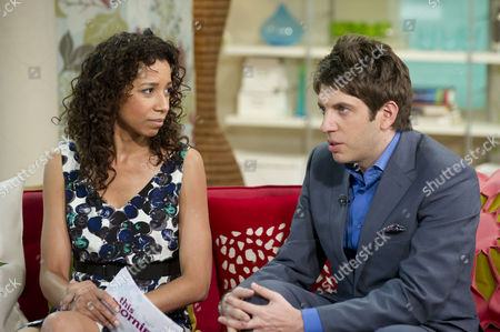 Margherita Taylor and Andy Goldstein