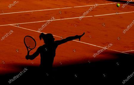 French Open Tennis, Day Twelve