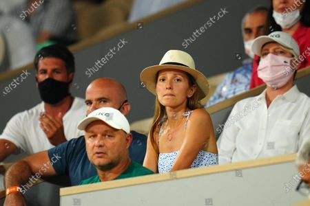 Novak Djokovic's wife, Jelena Djokovic