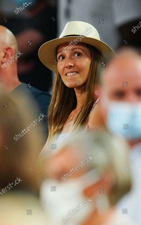 Editorial picture of French Open Tennis, Day Thirteen, Roland Garros, Paris, France - 11 Jun 2021