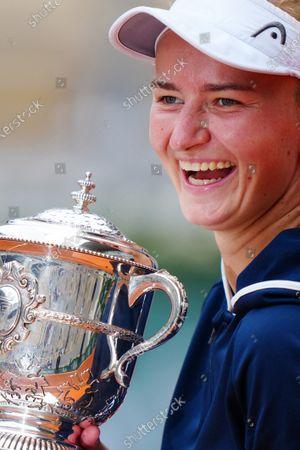 French Open Tennis, Day Fourteen
