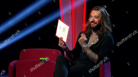 Editorial photo of 'Iain Stirling's CelebAbility' TV Show, Series 5, Episode 3, UK - 17 Jun 2021