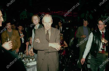 UNITED STATES - MARCH 17:  William Burroughs