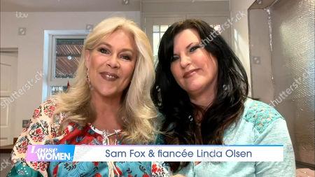 Editorial picture of 'Loose Women' TV Show, London, UK - 10 Jun 2021