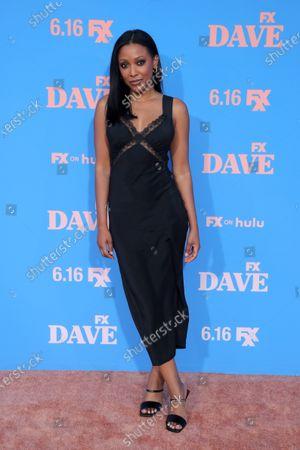 Editorial image of 'Dave' Season 2 premiere, Arrivals, Los Angeles, California, USA - 10 Jun 2021