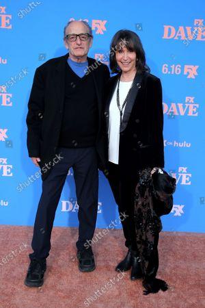 David Paymer and Gina Hecht