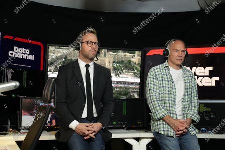 Editorial photo of Formula One magazine Channel Plus, Paris, France - 06 Jun 2021