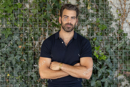 Stock Photo of Model Nyle DiMarco poses for a portrait