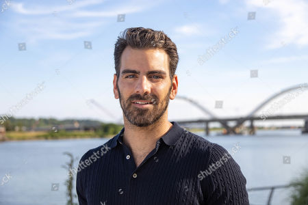 Editorial photo of Nyle DiMarco portrait session, Washington DC, USA - 27 May 2021