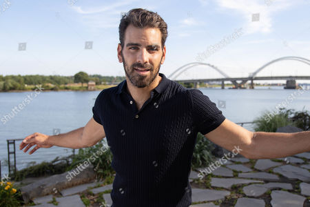 Editorial picture of Nyle DiMarco portrait session, Washington DC, USA - 27 May 2021