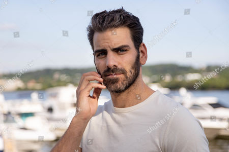 Editorial image of Nyle DiMarco portrait session, Washington DC, USA - 27 May 2021