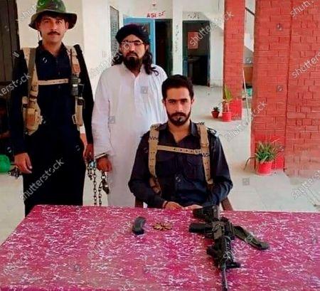 Editorial image of Malala Cleric Arrested, Lakki Marwat, Pakistan - 10 Jun 2021